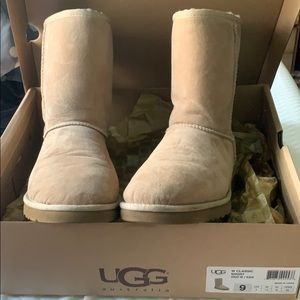 UGG Shoes - Ugg Women's Classic Short - Sand